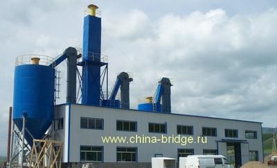 новый завод гипса